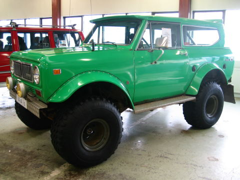 4x4 International Harvester Scout