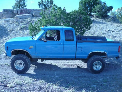 Eagle River Ford >> 1988 Ford Ranger 4x4 > 4x4 Off Roads! 4x4 Off Roads