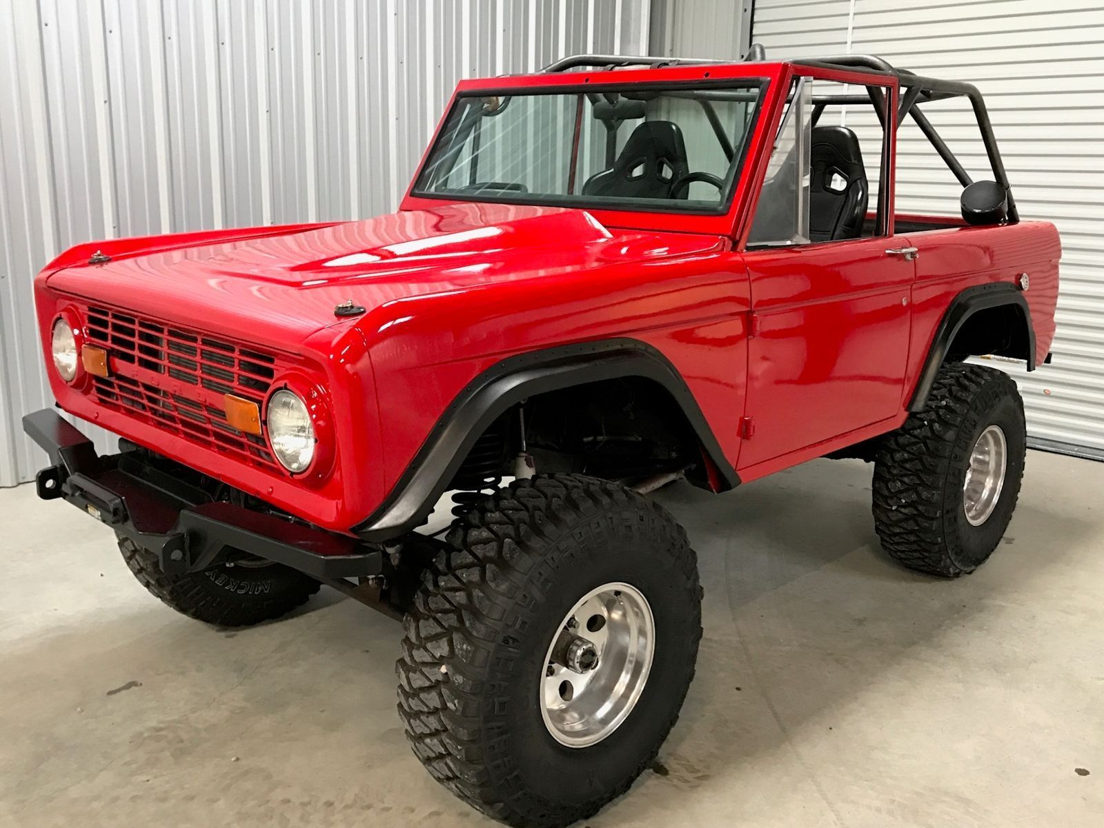 Ford Bronco Classic 4x4 Off Roads 1969 Ranger Xlt First Slide